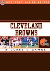 Football - NFL Greatest Games Series: Cleveland