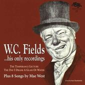 W.C. Fields / His Only Recording
