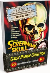 Classic Horror Collection: 20 Full Color Vintage