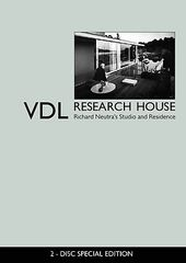 VDL Research House - Richard Neutra's Studio and
