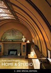 Frank Lloyd Wright's Home And Studio (2-DVD