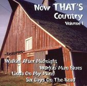 Now That's Country, Volume 1