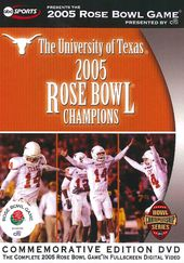 2005 Rose Bowl - Texas Vs. Michigan
