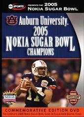 2005 Sugar Bowl: Auburn Vs Virginia