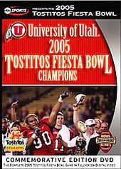 2005 Fiesta Bowl: Utah Vs. Pittsburgh