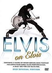Elvis Presley - Elvis on Elvis