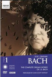 John Scott Whiteley: 21st-Century Bach, Volume 1