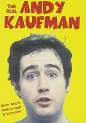 Andy Kaufman - The Real Andy Kaufman