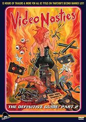 Video Nasties: The Definitive Guide Part 2 (3-DVD)