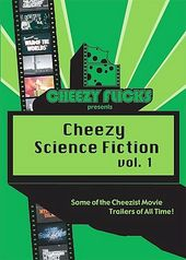 Cheezy Science Fiction Trailers, Volume 1
