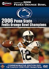 2006 Orange Bowl - Penn State Vs. FSU