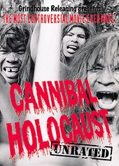 Cannibal Holocaust (2-DVD Unrated Deluxe Edition)