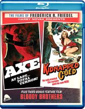 Axe / Kidnapped Coed (Blu-ray + CD)