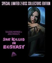 She Killed In Ecstasy (Blu-ray + CD)