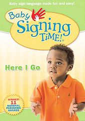 Baby Signing Time, Volume 2: Here I Go