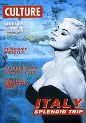 Culture: Splendid Trip - Italy (3-DVD)