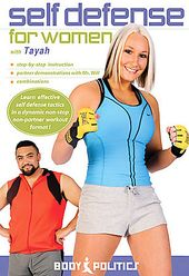 Self Defense For Women With Tayah: Technique and