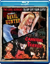 Devil Hunter / Cannibal Terror (Blu-ray)