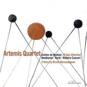 Artemis Quartet - Strings Attached / Concert