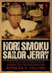 Hori Smoku Sailor Jerry