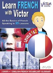 Learn French with Victor (2-DVD)