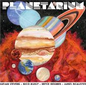 Planetarium (with Bryce Dessner & James McAlister)