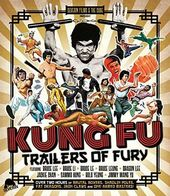 Kung Fu Trailers of Fury (Blu-ray)
