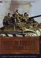 WWII - War in Europe, Volume 1