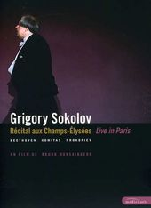 Grigory Sokolov - Live in Paris