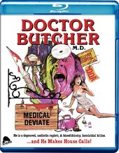 Dr. Butcher M.D. (Blu-ray)
