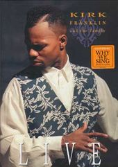 Kirk Franklin And The Family - Live