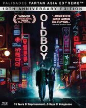 Oldboy (10th Anniversary Edition) (Blu-ray)