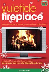 Yuletide Fireplace