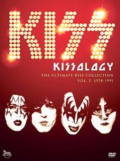 Kiss - Kissology, Volume 2 1978-1991 (3-DVD)