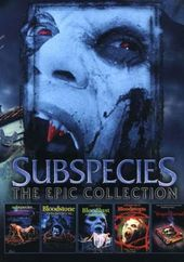 Subspecies - The Epic Collection (5-DVD)