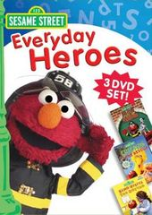 Sesame Street - Everyday Heroes (3-DVD)