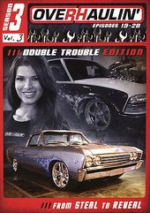 Overhaulin' - Season 3, Volume 3 (5-DVD)