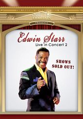 Edwin Starr - Live In Concert