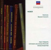 Weber: Overtures / Bassoon Concerto in F Major