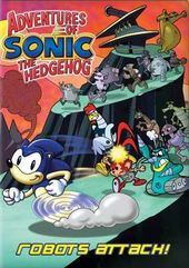 Adventures of Sonic The Hedgehog - Robots Attack
