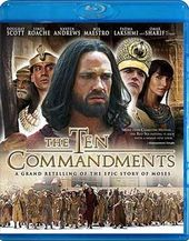Ten Commandments - Complete Miniseries (Blu-ray)
