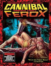 Cannibal Ferox (Blu-ray + DVD + CD)