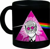 Pink Freud - 10 oz. Mug