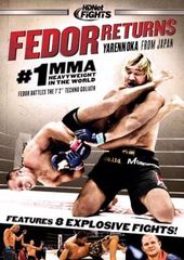 "MMA - HDNet Fights: Fedor Returns ""Yarrenoka"""