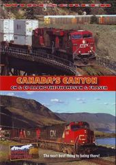 Trains - Canada's Canyon - CN & CP Along the