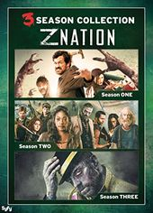Z Nation - Seasons 1-3 (9-DVD)