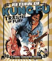 Return of Kung Fu Trailers of Fury (Blu-Ray)