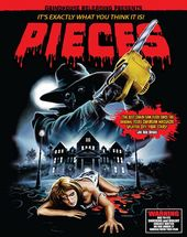 Pieces (Blu-ray + CD)