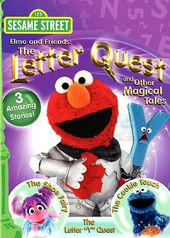 Sesame Street: Elmo and Friends - The Letter