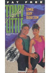 Tony Little - Fat Free Lower Body Reduction